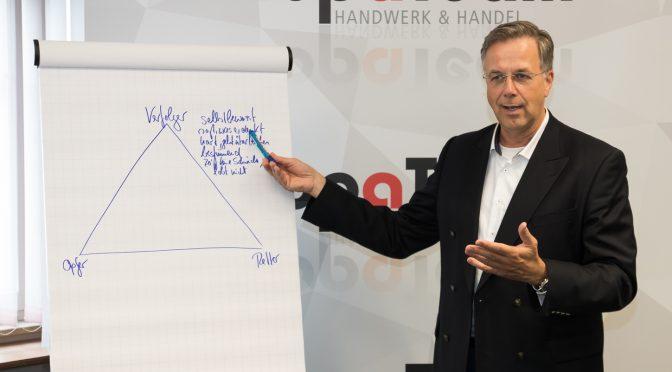 Volker Skibbe - Rhetorik Seminar in Hamburg