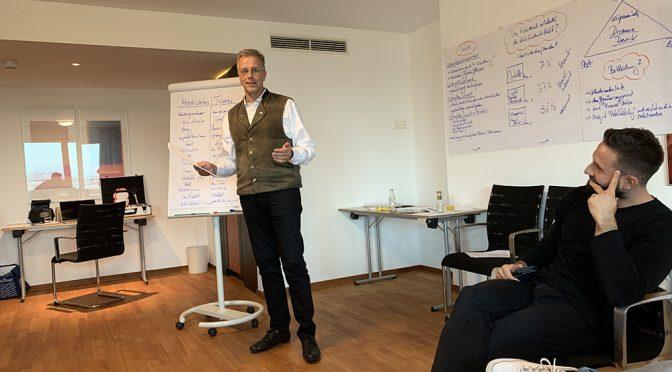 Praxis-Coachings – seit 20 Jahren erfolgreich.